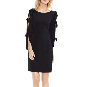 NWT Nordstrom Vince Camuto Tie Sleeve Shift Dress
